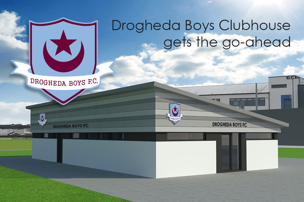 Drogheda Boys Clubhouse Gets the Go-Ahead