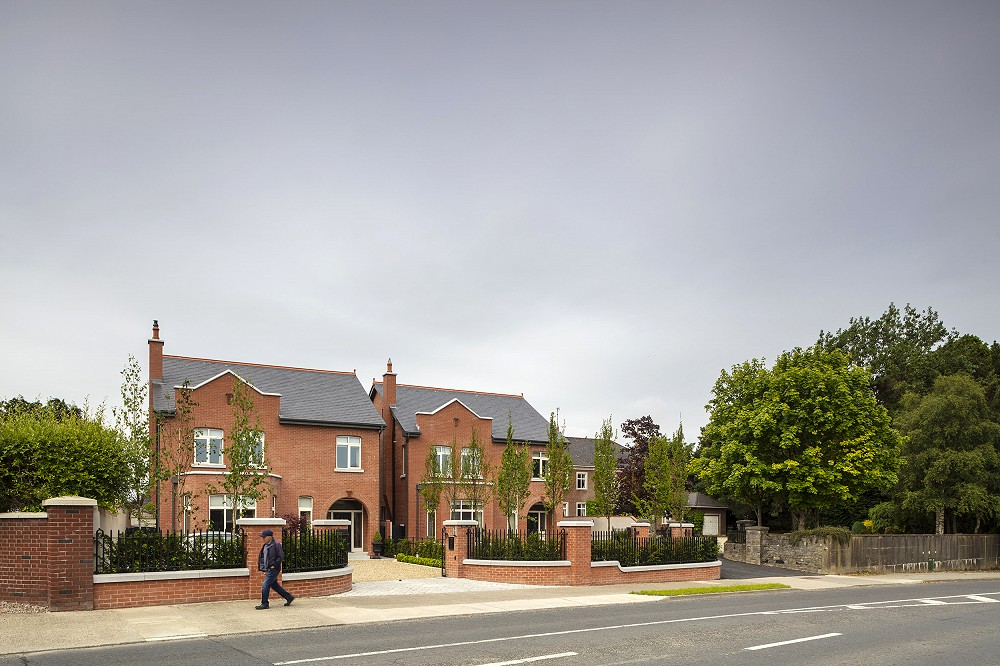 Dublin Road Houses Completed