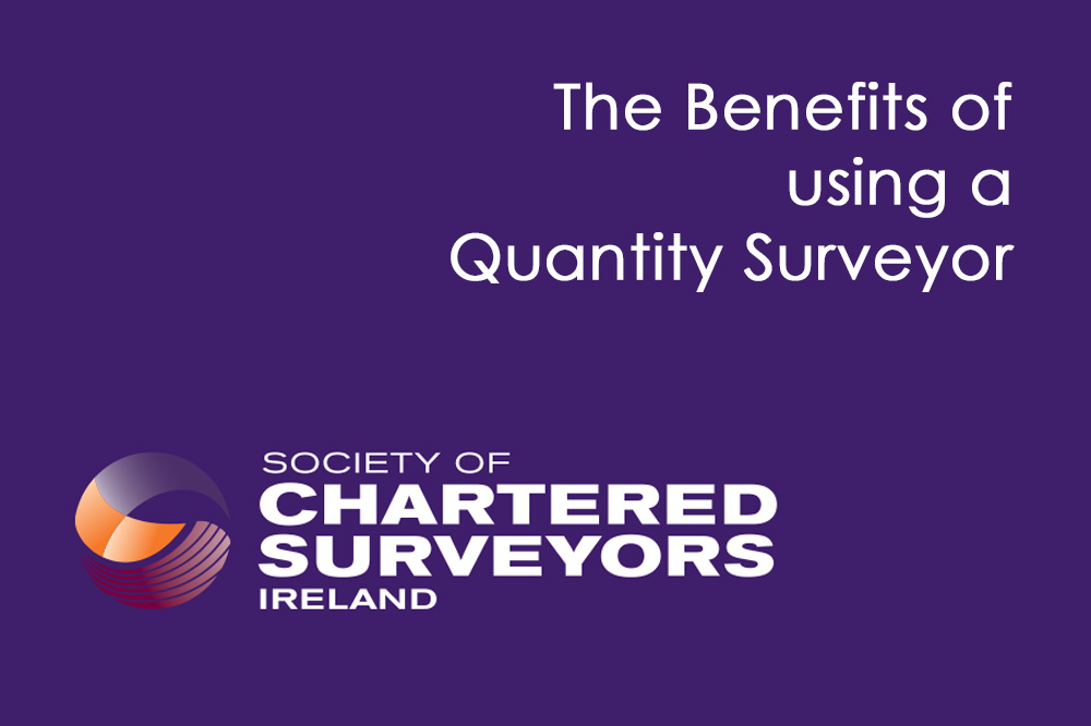 The Benefits of Using a Quantity Surveyor