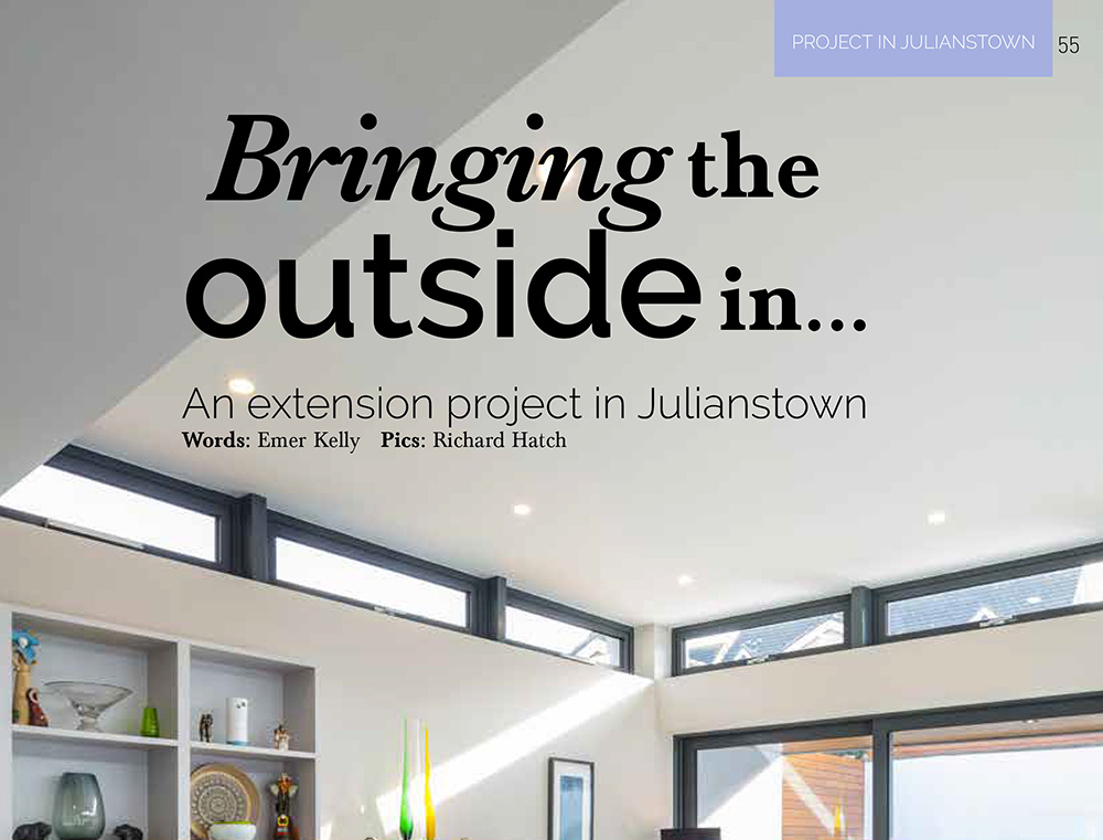 Julianstown House Published