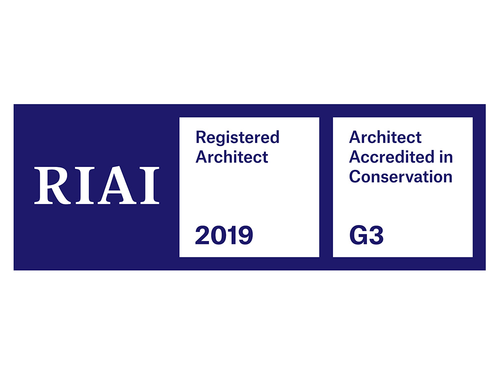 RIAI CONSERVATION GRADE 3 COURSE