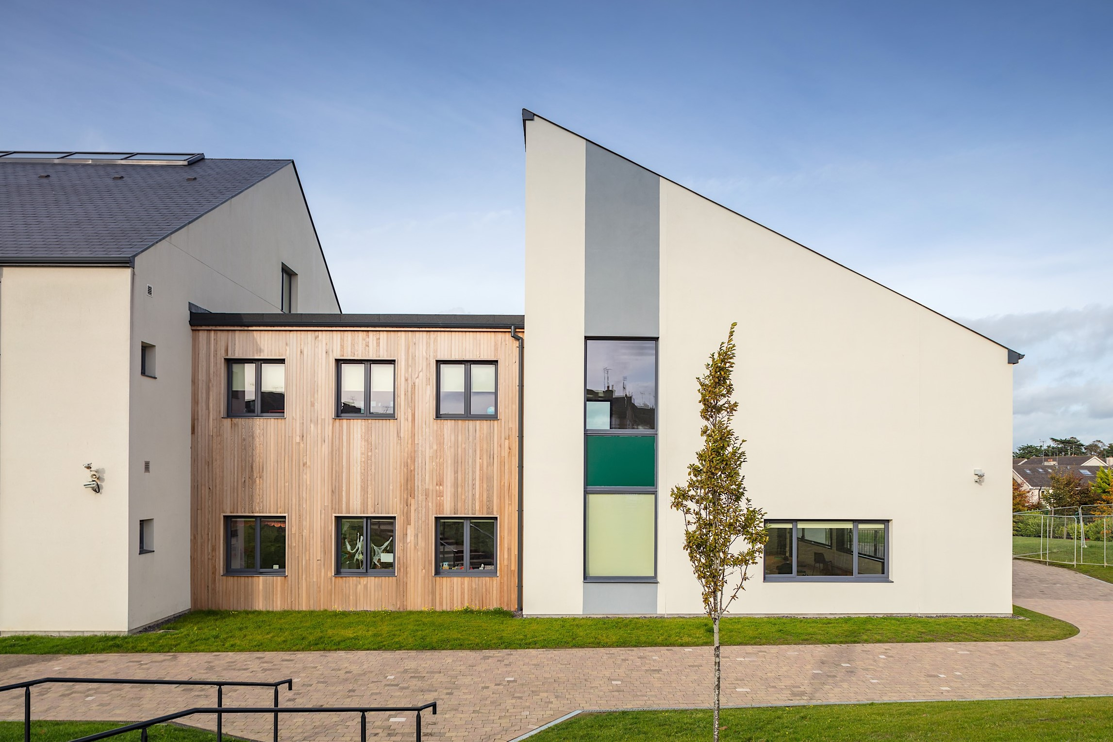 Extension to St. Mary's Parish Primary School complete